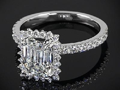 Image of a Diamond Ring